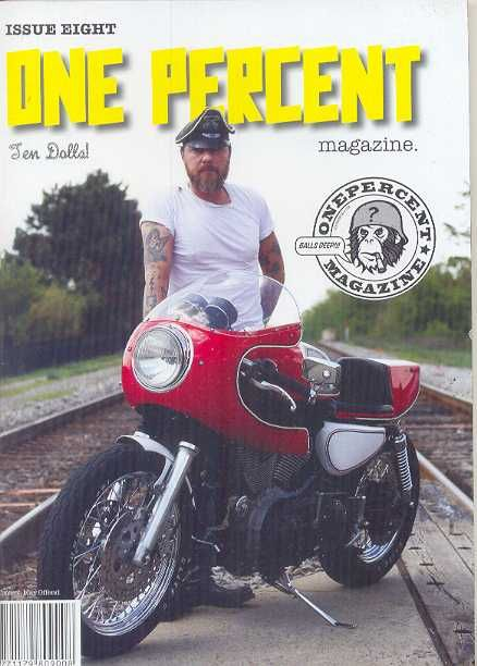 One Percent Magazine - Issue 8